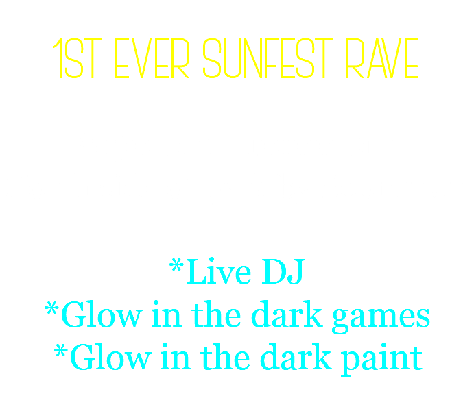 1st ever Sunfest rave 